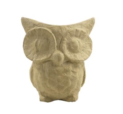 AP148 Decopatch Animal Big Eyed Owl