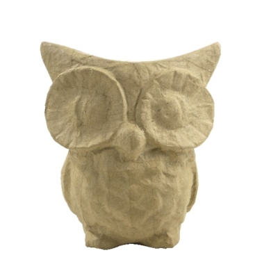 AP148 Decopatch Animal Big Eyed Owl