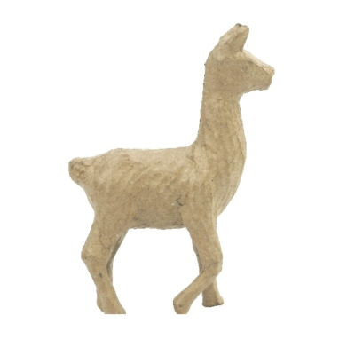 AP163 Decopatch Animal Llama