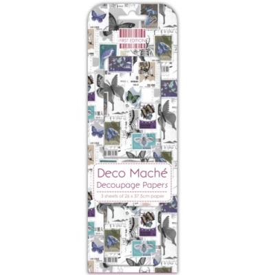FEDEC173 Deco Mache Paper