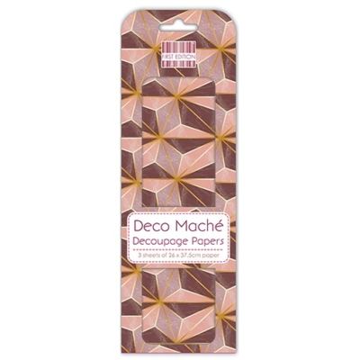 FEDEC202 Deco Mache Paper