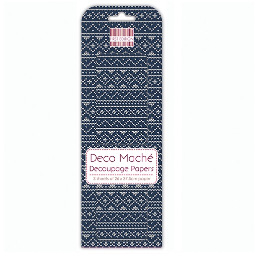 FEDEC225X16 Deco Mache Paper