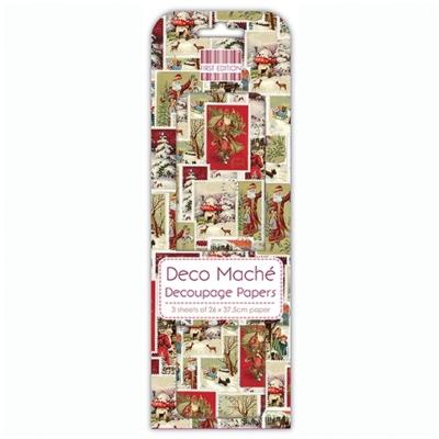 FEDEC228X16 Deco Mache Paper