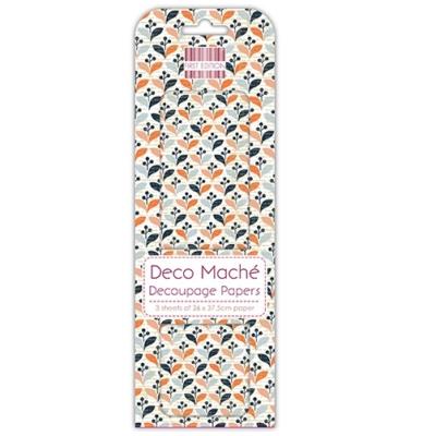 FEDEC262 Deco Mache Paper