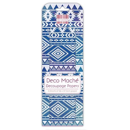FEDEC267 Deco Mache Paper