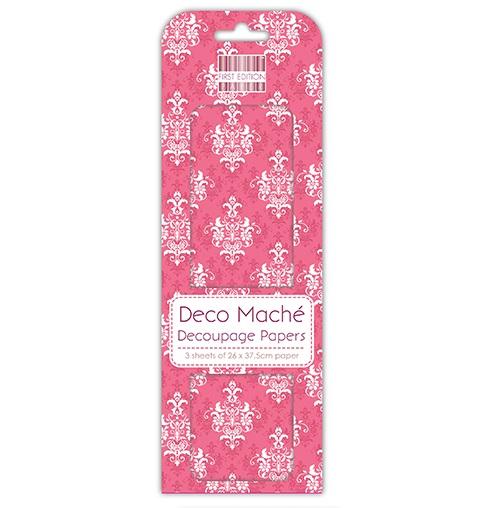 FEDEC275 Deco Mache Paper