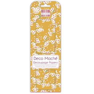 FEDEC276 Deco Mache Paper