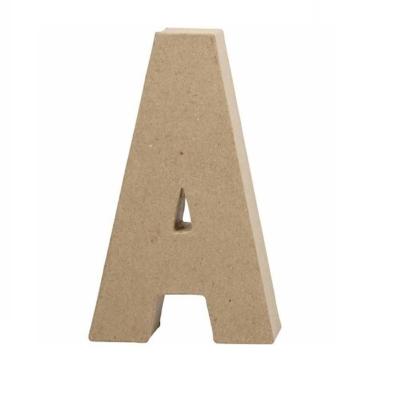 Large Pulpboard Letter A