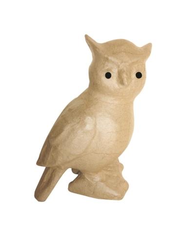 SA127 Owl Decopatch