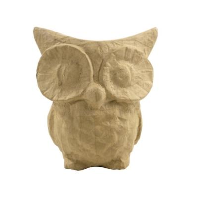 SA169 Big Eyed Owl Decopatch