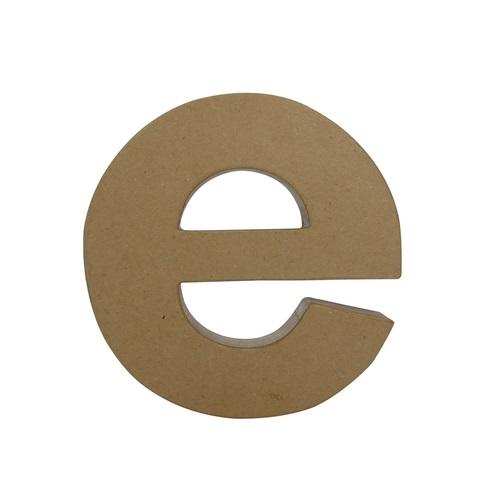 Funky Decopatch Letter- e - Arty Crafty