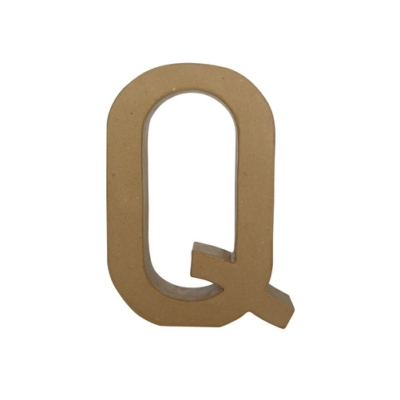 ac410 Decopatch Funky Letter Q