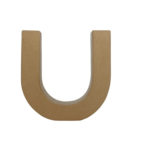 ac414 Decopatch Funky Letter U