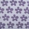 Block Printed Fabric- Violet