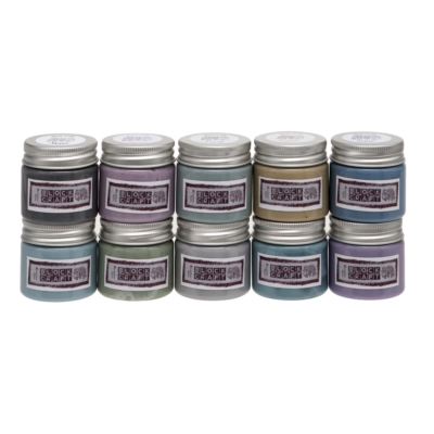 Fabric Paint Set- Dusky