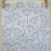 Cow Parsley Block Printed Fabric