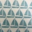 Indian Wooden Printing Block- Sailing Boat Print