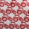 Indian Block Printing- Tractor Fabric Print