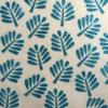 Indian Wooden Printing Block- Large Pattern Leaf Print