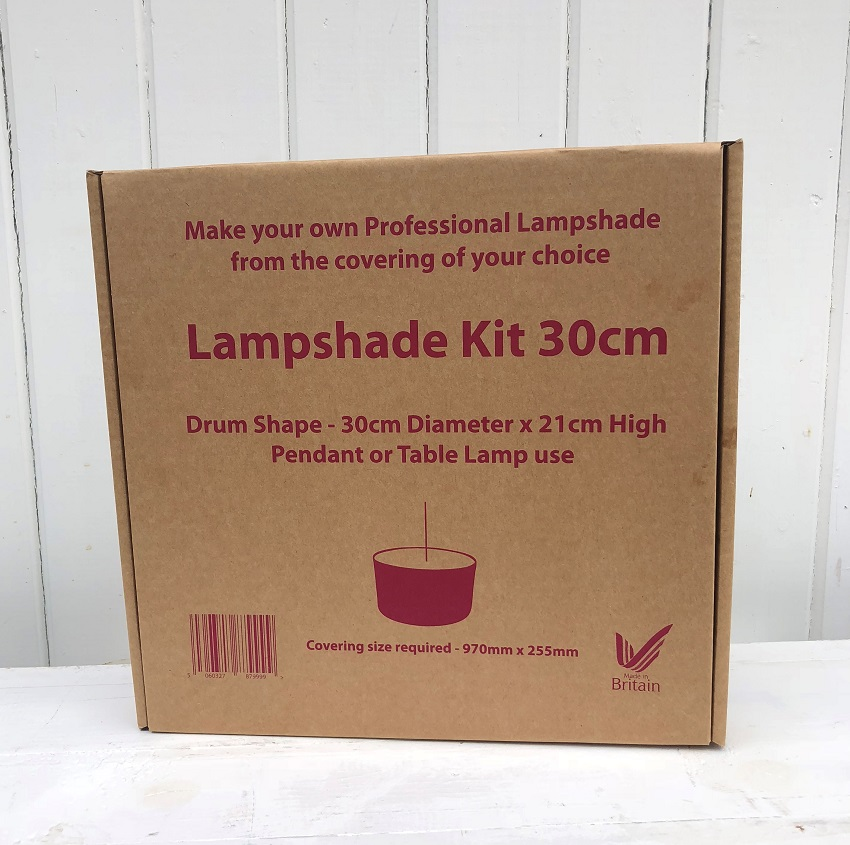 30cm Lampshade Making Kit