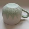Clay leaf Mug