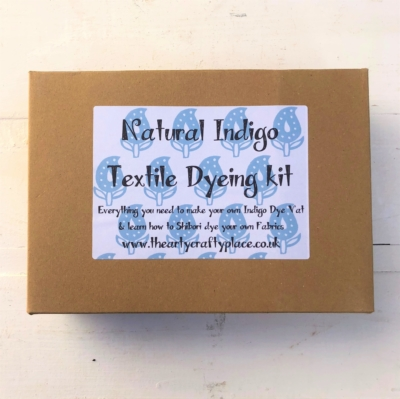 Indigo Dyeing Kit