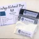 Indigo Vat instructions with Chemicals needed