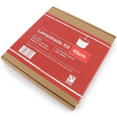 45cm Drum Lampshade Making Kit