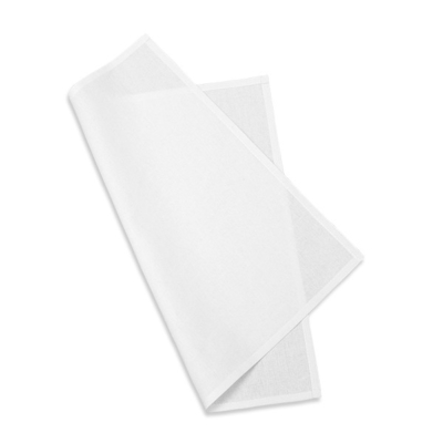 Plain White Cotton Napkin