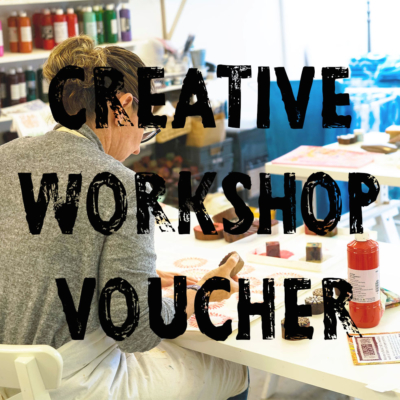 Creative Workshop Voucher