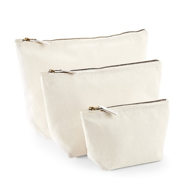 Cotton Canvas Wash Bag