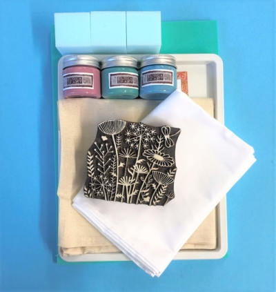 Meadow Block Printing Kit