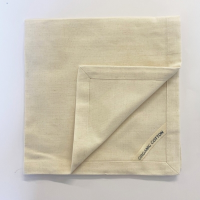 Organic Cotton Napkin