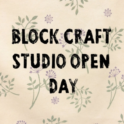 Block Craft Studio Open Day