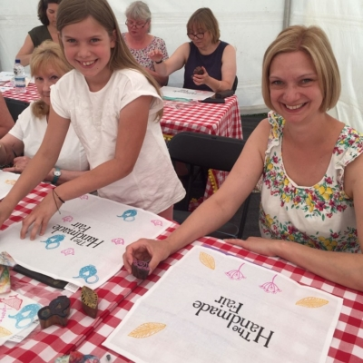 Summer Holidays- Family Block Printing Workshop
