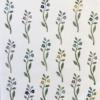 Indian Block Printing- Botanical Print