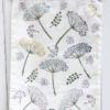 Indian Block Printed Organic Drawstring Bag