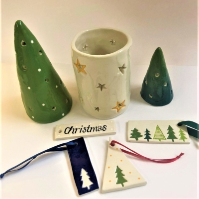 Clay Christmas Workshop