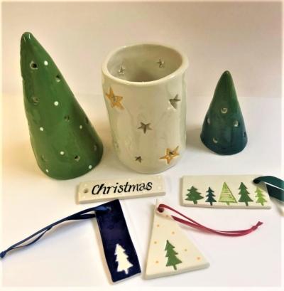 Clay Christmas Workshop