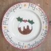 Paint a Christmas Plate Workshop