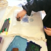 Kids Summer Holiday Block Printing Workshop