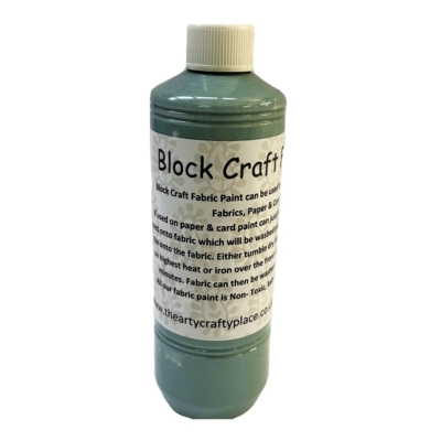 500ml Fabric Paint- Cargo