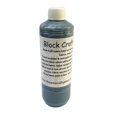500ml Ocean Fabric Paint