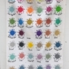 Fabric Paint Colour Chart