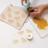 Bee Block Printing Kit