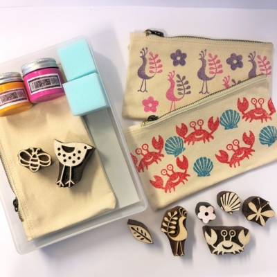 £25.00 Indian Block Printing Kit