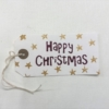 Happy Christmas Gift Tag Sample
