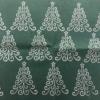 Swirly Christmas Tree paper sample