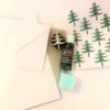 Block Printing Kit- Christmas Cards Green Tree