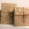 6 Point Star Christmas Wrapping Paper